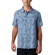 Columbia Men's Big & Tall Lakeside Trail Short-Sleeve Shirt