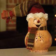 Meadowbrooke Gourds Trey Snowflake Gourd