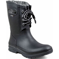 Bogs Women's Amanda Plush Insulated Boot