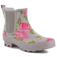 Western Chief Women's Classic Chelsea Floral Masterpiece Rain Boot