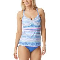 e45f694a0758e Beach House - Swimwear Anywear Women's Lucy Beachy Keen Twist Tankini Top  Swimsuit