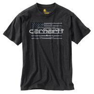 Carhartt Men's Big & Tall Lubbock Flag Graphic Short-Sleeve T-Shirt