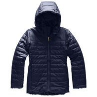 The North Face Girl's Mossbud Swirl Parka