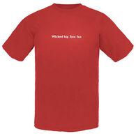 Boston Accents Wicked Big Sox Fan Short-Sleeve T-Shirt