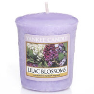 Yankee Candle Sampler Votive Candle - Lilac Blossoms