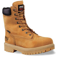 """Timberland PRO Men's 8"""" Waterproof Insulated Steel Toe Work and Safety Boot, 400g"""
