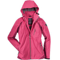 Killtec Women's Tessia Color Block Softshell Jacket