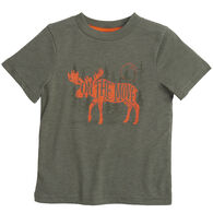 Carhartt Infant/Toddler Boy's On The Move Short-Sleeve T-Shirt