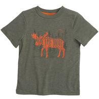 Carhartt Boy's On The Move Short-Sleeve T-Shirt