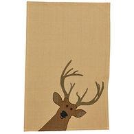 Park Design Deer Applique Dish Towel