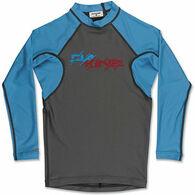 Dakine Boy's & Girl's Heavy Duty Snug Fit Long-Sleeve Surf Shirt
