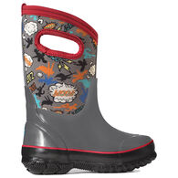 Bogs Boys' Classic Super Hero Waterproof Insulated Winter Boot