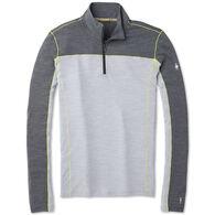 SmartWool Men's Merino Sport 250 1/4- Zip Long-Sleeve Baselayer Top