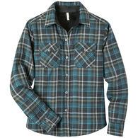 Mountain Khakis Women's Christi Fleece-Lined Flannel Long-Sleeve Shirt