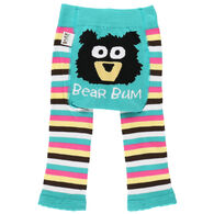 Lazy One Infant Bear Bum Legging