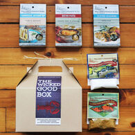 Halladay's Harvest Barn The Wicked Good Box Gift Collection