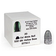 M & P Muzzleloading Minie Ball (20)
