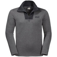 Jack Wolfskin Men's Scandic Pullover Fleece Shirt