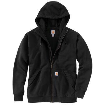 Carhartt Mens Big & Tall Rain Defender Original Fit Midweight Thermal-Lined Full Zip Hooded Sweatshirt