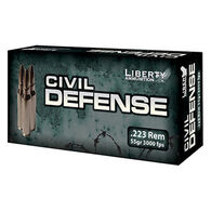 Liberty Silverado 223 Remington 55 Grain Lead-Free HP Ammo (20)