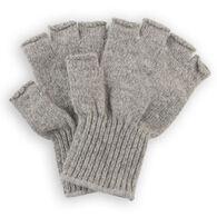 Newberry Men's Fingerless Ragg Wool Glove