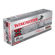 Winchester Super-X 25 WSSM 120 Grain Positive Expanding Point Rifle Ammo (20)
