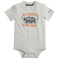 Carhartt Infant Outdoor Explorer Short-Sleeve Bodyshirt