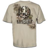 Ruger Men's Metal Short-Sleeve T-Shirt