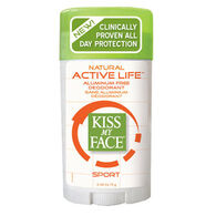 Kiss My Face Active Life Stick-Sport Deodorant