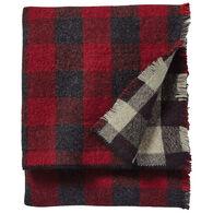 Pendleton Woolen Mills Rob Roy Reversible Double Weave Wool Throw