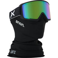 Anon Men's M3 MFI Facemask Snow Goggle - Discontinued Color