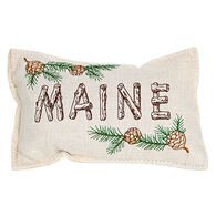 """Paine Products 5"""" x 4"""" Maine Pinecone Balsam Pillow"""