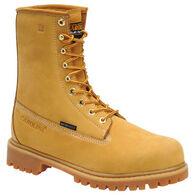 """Carolina Men's 8"""" Waterproof Insulated Work Boot, 200g"""