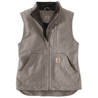 Carhartt Women's Sherpa-Lined Mock Neck Vest