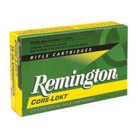 Remington Core-Lokt 308 Winchester 150 Grain PSP Rifle Ammo (20)