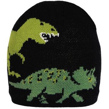 1681b7b875226 Turtle Fur Boys    Girls  Jurassic Knit Dinosaur Beanie
