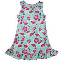 Flap Happy Toddler Girl's Jillian A-Line Sleeveless Dress