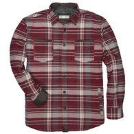 Dakota Grizzly Men's Hogan Flannel Quilt-Lined Long-Sleeve Shirt
