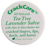 CrackCare All Natural Tea Tree Lavender Salve