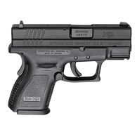 "Springfield XD Sub-Compact 9mm 3"" 13-Round Pistol"