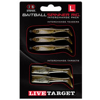 Koppers LiveTarget BaitBall Spinner Rig Replacement Interchange Pack