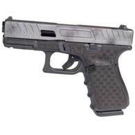 """Glock 19 Gen4 Custom Slide Tungsten Grey 9mm 4"""" 15-Round Pistol"""