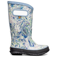 Bogs Girls' Rainboot Marble Boot