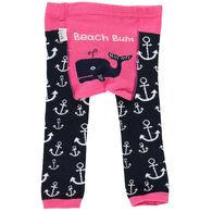 Lazy One Infant Girl's Beach Bum Legging