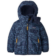 Patagonia Infant/Toddler Girl's Reversible Tribbles Hoody