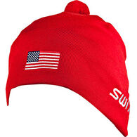 Swix Men's International Hat - USA