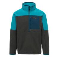 Cotopaxi Men's Abrazo Half-Zip Fleece Jacket