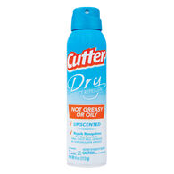 Cutter Dry Insect Repellent Aerosol Spray - 4 oz.