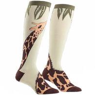 Sock It To Me Women's Giraffe Sock