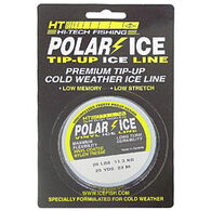 HT Enterprises Polar Vinyl Ice Fishing Line - 25 Yards